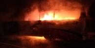 Alanya#039;daki olası faciayı şoför böyle önledi