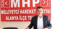 Alanya MHP Atatürk için mevlid okutacak