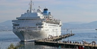 Alanya#039;ya İngiliz turistler denizden geldi