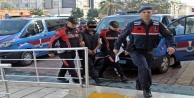 Alanyada cinsel istismar suçu işleyen cezaevi firarisi yakalandı