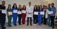 ALKÜ Yoğun Bakım Hemşireliği Eğitim Programı ilk mezunlarını verdi