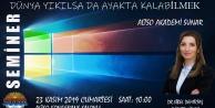 ALTSO Akademi#039;den Bilişsel Esneklik semineri
