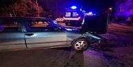Antalya#039;da trafik kazası: 4 yaralı