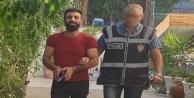 Cinayet zanlısı cezaevi firari Manavgat'ta yakalandı