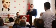 Çorbacı CHP#039;ye neden başkan adayı olduğunu açıkladı