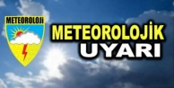 Dikkat! Meteoroloji#039;den yağmur uyarısı var