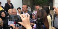 Haluk Levent Ayşenur için Alanya Adliyesi#039;nde