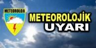 Meteoroloji#039;den Alanya ve çevresi için uyarı