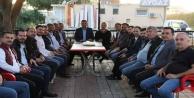 MHP vatandaşın talep ve önerilerini dinledi