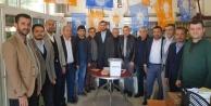 Alanya Ak Parti#039;de delege seçimleri başladı