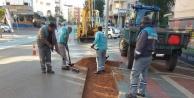 Alanya Belediyesi#039;nden asfalt seferberliği