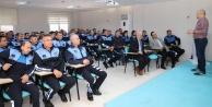 Alanya Belediyesi zabıta personeli eğitimle gelişiyor