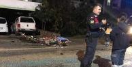 Alanya#039;da feci kaza: 1 ölü, 1 ağır yaralı var