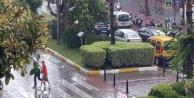 Alanya için sağanak yağış uyarısı