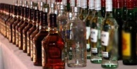 Alanyada kaçak içki ele geçirildi