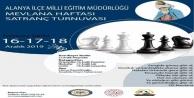 Alanyalı öğrencilere Satranç Turnuvası düzenlenecek