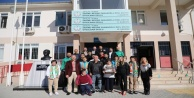 Alanyaspordan özel öğrencilere ziyaret