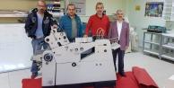 ALMATDER#039;den eğitime makine desteği