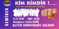 ALTSO Akademi#039;den #039;Kim Kimdir? #039;Semineri