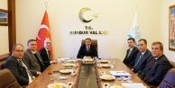 Başkan Bahar 15 OSB#039;nin  Bölge Koordinatörü oldu