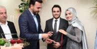 Fatma ve Atilla evliliğe ilk adım adımı attılar