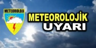 Meteoroloji#039;den Alanya ve çevresi için rüzgar, buzlanma ve don uyarısı