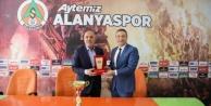 Şampiyonlardan Alanyaspor#039;a ziyaret