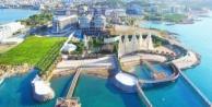 15 Otelin bulunduğu listede Alanya#039;dan 5 otel var
