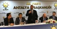 AK Parti Antalya İl Başkanı Taş#039;tan, Konyaaltı Sahili açıklaması