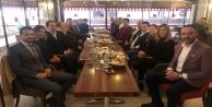 AK Parti kahvaltıda buluştu