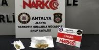 Alanya#039;da uyuşturucu operasyonu