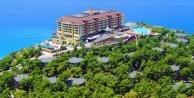 Alanya#039;daki 5 yıldızlı otel resmen satıldı
