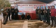 Alanya MHP#039;den içinizi ısıtacak ikram
