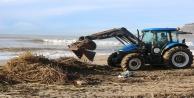 ALTİD, sahilleri temizliyor