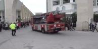 Antalya#039;da 5 yıldızlı otelde yangın