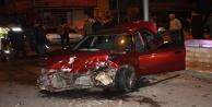 Antalya#039;da trafik kazası: 3 yaralı