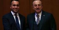 Bakan Çavuşoğlu İtalya#039;da