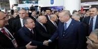 Başkan Böcek#039;in Ankara temasları
