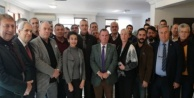 CHP İl Başkan Adayı Bayar, Alanya#039;ya destek istemeye geldi