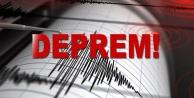 Elazığda 6.8 büyüklüğünde deprem