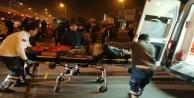 Kaza yapan motosiklette uyuşturucu ele geçirildi