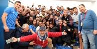 Kestelspor#039;dan anlamlı galibiyet! Liderliğe devam