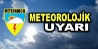Meteoroloji#039;den Alanya ve çevresi için yeni uyarı