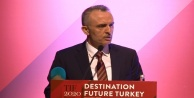 Naci Ağbal: ''2023 yılı için 75 milyon turist, 65 milyar dolar turizm geliri hedefledik''
