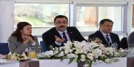 Rektör Prof.Dr.Kalan: quot; Güçlü basın güçlü demokrasinin tesisini sağlarquot;