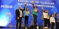 Satrançta Türkiye ikincisi Alanya#039;dan