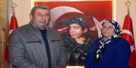Şehit Cennet Yiğit'in ailesi devletten aldıkları evi depremzedeler için Kızılay'a bağışladı