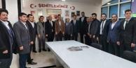 Türkdoğan#039;ın Antalyalı konukları