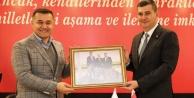 Türkdoğan ve yeni yönetimden Yücel#039;e ziyaret