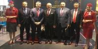 Vali Karaloğludan Hollanda#039;da turizmcilere destek